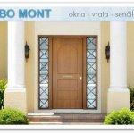 PVC okna in vrata Bo Mont