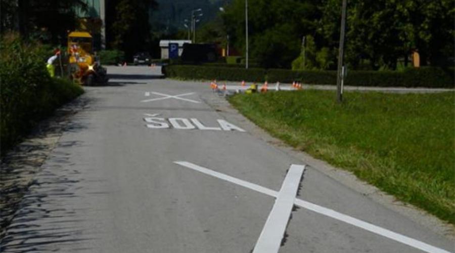 Eko oznake za cestišča