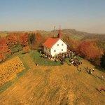 Čarovniški pohod med vinogradi Svečinskih in avstrijskih kmetij