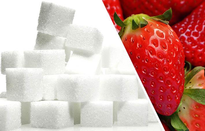 Pod črto: sadni jogurti vsebujejo veliko sladkorja in malo sadja