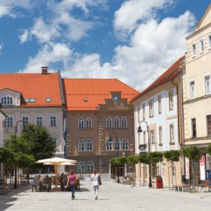 Slovenj Gradec praznuje 750-letnico obstoja mestnih pravic