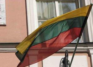 Litvanska zastava.