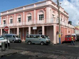 Barvite hiše v prestolnici