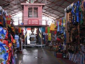 Največjo tržnico je mogoče najti v glavnem mestu Castries