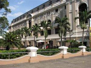 Kolonialni predel Saigona