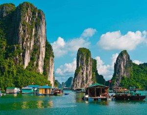 Eden najbolj atraktivnih parkov - Halong Bay