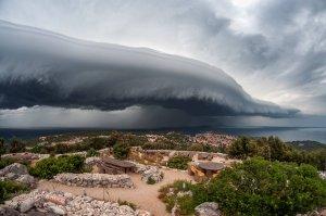 Hladna fronta poleti (Sandro Puncet, Mali Lošinj, Hrvaška)