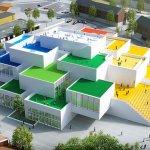 LEGO hiša na Danskem odpira svoja vrata