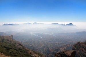 Zimski dan (Devendra Kulkarni, Kalsubai Peak, Indija)
