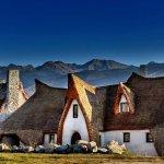 Nenavadni kraji: Glineni hotel v Transilvaniji