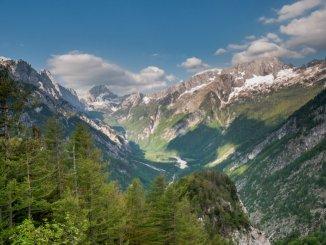 Dolina Zapoden v Trenti (foto: Aleš Zdešar, STO)