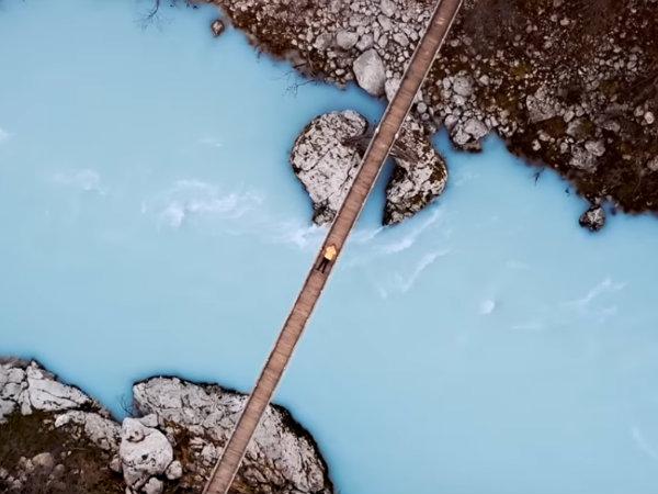 Švedski fotograf posnel video o lepotah Slovenije