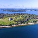 Naprodaj samotni otok ob kanadski obali
