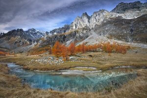 Val Buscagna v Italiji (foto: Mauo Tronto)