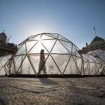 Razstava v Londonu ponuja doživetje onesnaženega zraka po svetu