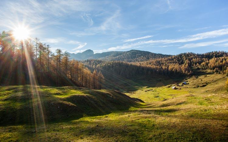 Planina Klek na Pokljuki (foto: Aleš Zdešar, STO)