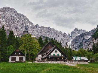 Dom v Tamarju (Foto: Arhiv LTO Kranjska Gora, foto: Matjaž Vidmar, www.slovenia.info)