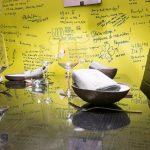 Miza za štiri – verjetno najmanjša restavracija v Sloveniji