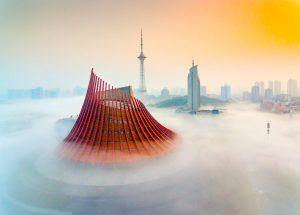City of sky. © MING LUO, KITAJSKA