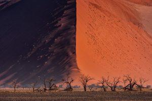 The Great wall of Namib. © PARANYU PITHAYARUNGSARIT, TAJSKA