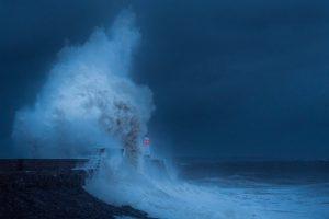 Stormy Night. © LIVIA LAZAR, ROMUNIJA