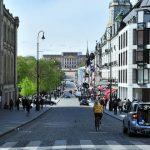 Ulice v mestnem središču Osla bodo prav kmalu zavzeli pešci in kolesarji