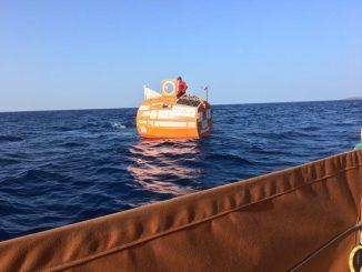 FB/TESA : Traversée de l'Atlantique en Tonneau