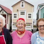 Upokojenke v Kaliforniji si želijo živeti v mini hiškah s čim manj stroški
