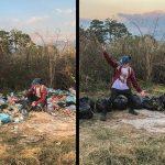Majhna viralna pobuda pred dnevi mladino po vsem svetu spodbudila k čiščenju