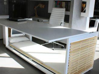 pisarniška miza 4