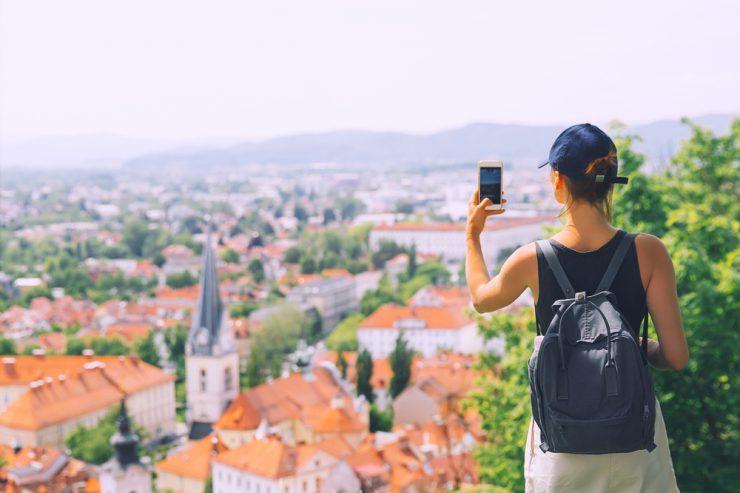 Ljubljana - evropska zmagovalka pametnih rešitev v turizmu