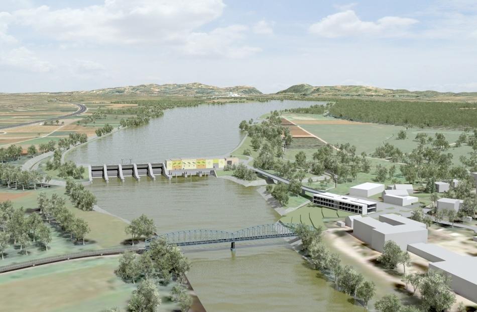 Izkoriščamo le polovico energije slovenskih rek