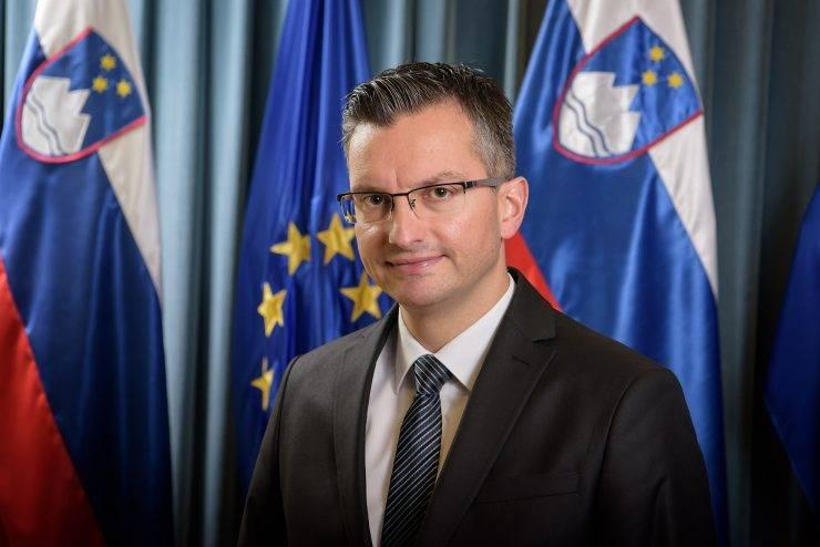 Odstopil predsednik vlade Marjan Šarec