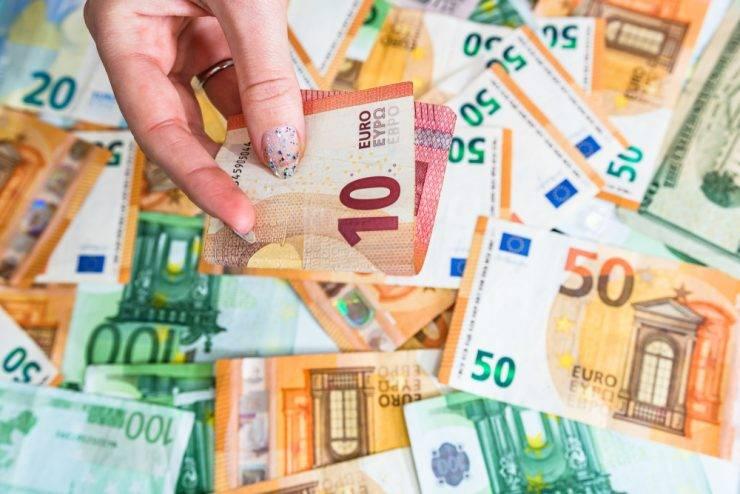 Inflacija v evro območju 1,3 odstotka, v Sloveniji 2-odstotna