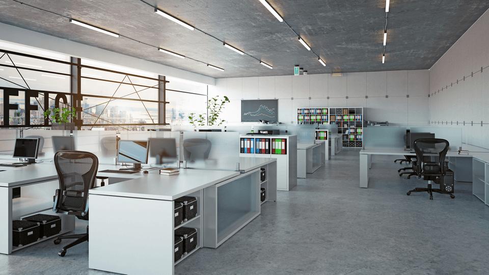 Oprema poslovnih prostorov naj bo del organizma podjetja