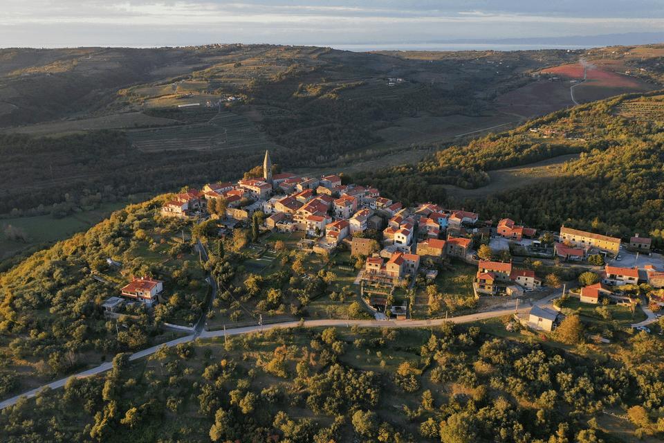 Kam na izlet? Pomlad kliče v slovensko Istro!