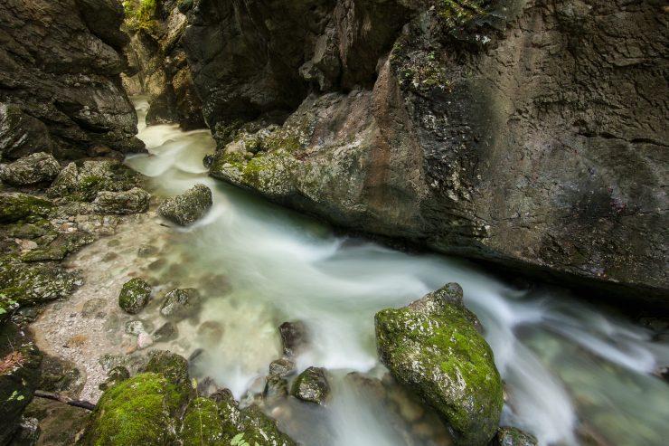 Vodna bogastva Triglavskega narodnega parka
