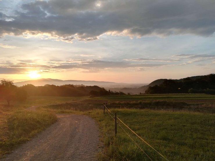 Slovenska Jakobova pot: 280 kilometrov v desetih dneh