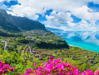 Madeira vabi s čudovito naravo in - brezplačnim testom za COVID-19!