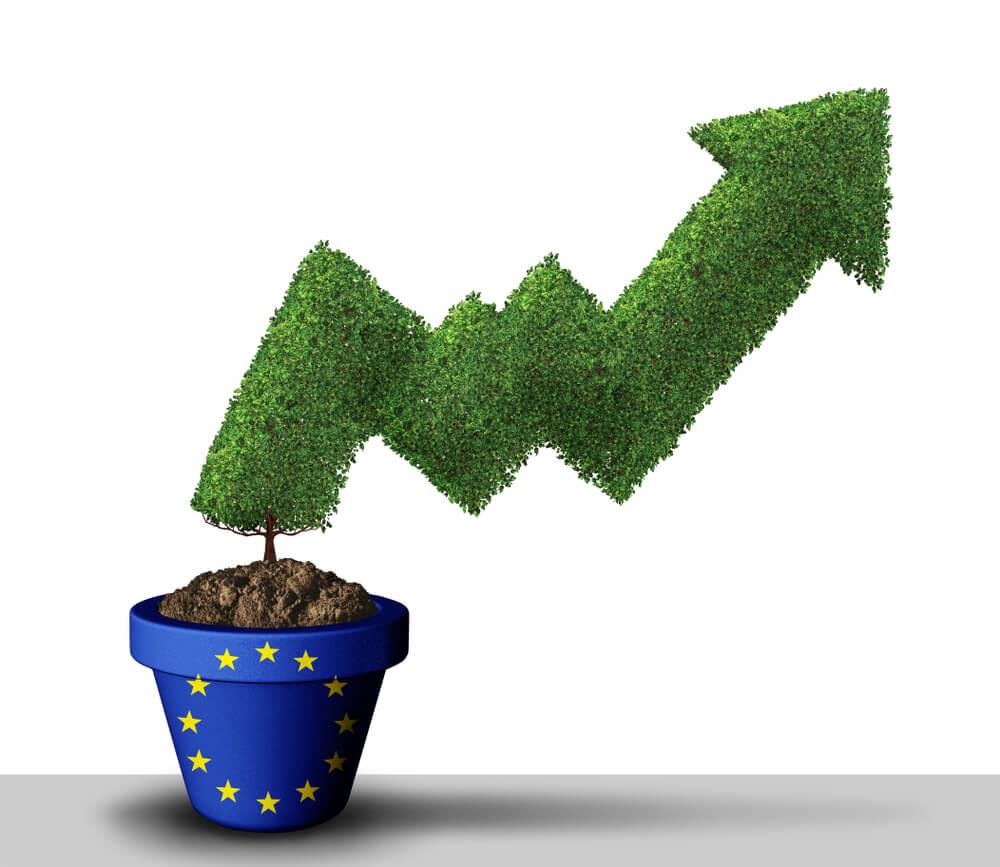 Okrevanje gospodarstva EU na osnovi zelenega dogovora, digitalizacije in večje odpornosti