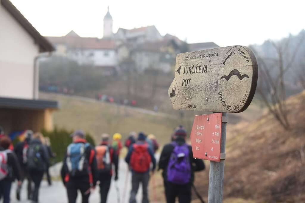Jutri že 27. Pohod po Jurčičevi poti - z zgodovino slovenske knjige