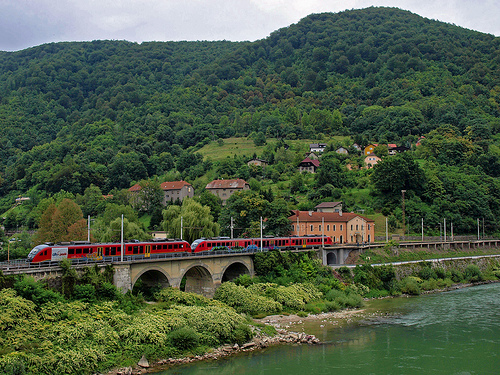 Podvoz pod železniško progo v Hrastniku predan namenu