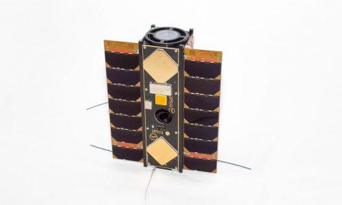 Prvi slovenski nanosatelit sodi tehnološko v sam svetovni vrh