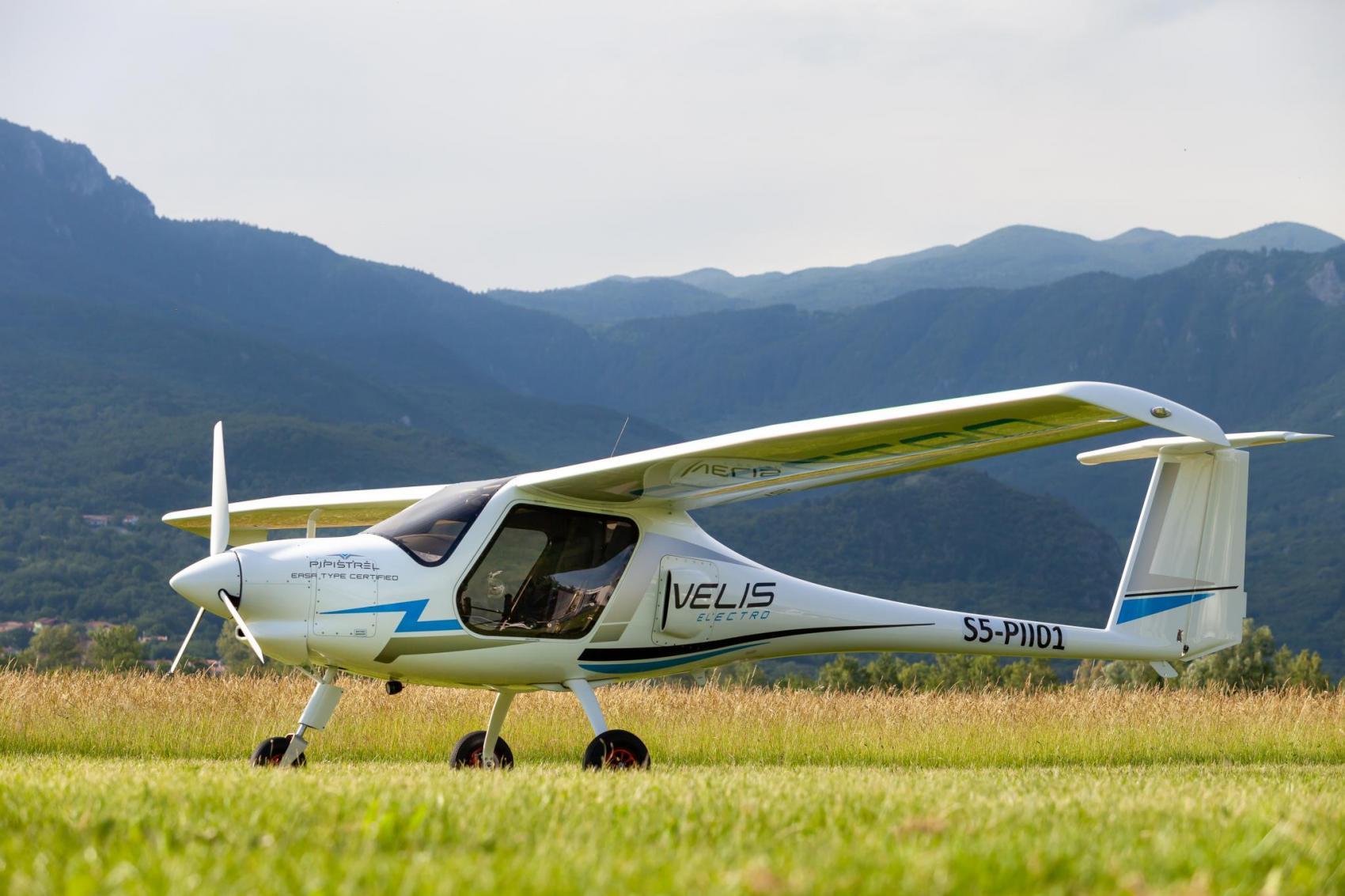 Pipistrelovemu električnemu letalu prvi tipski certifikat evropske letalske agencije EASA