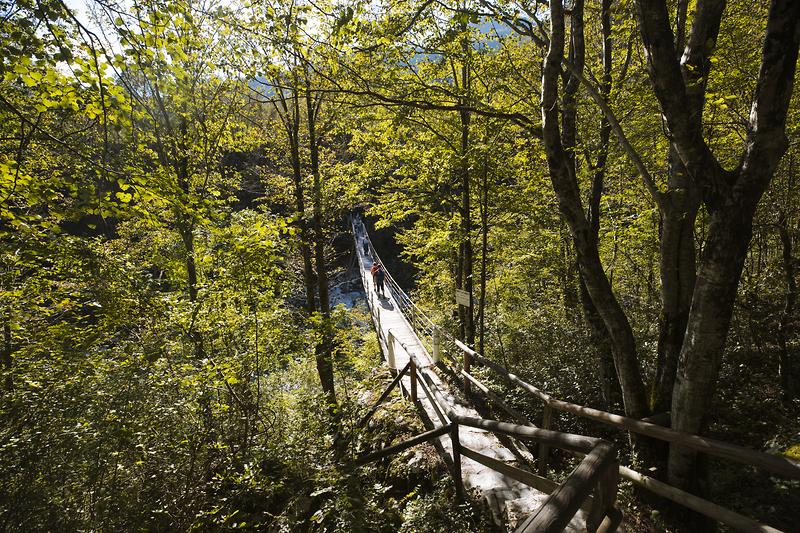 Po 16 etapah krožne daljinske poti Juliana trail