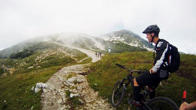 Gorsko kolesarstvo: na kolo, za zdravo telo - in naravo