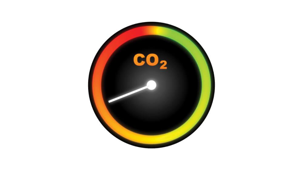 Nova rekordna koncentracija CO2 - kljub pandemiji Covid-19