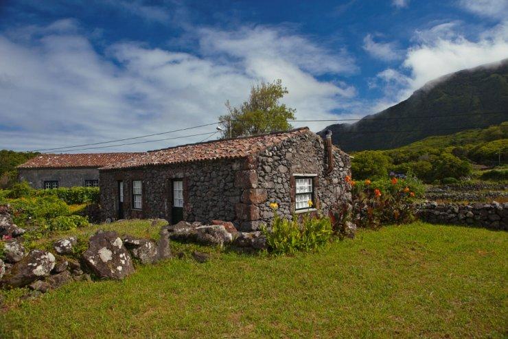 Kamnite hiške na Azorih prejele trajnostno nagrado