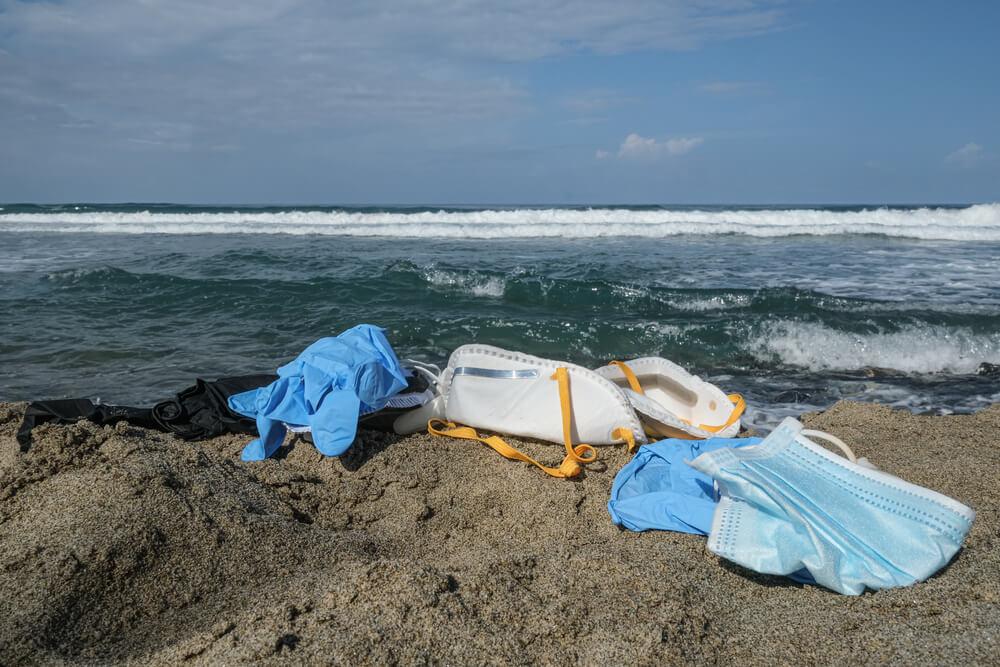 Korona odpadki: plastična kriza se s pandemijo še poglablja