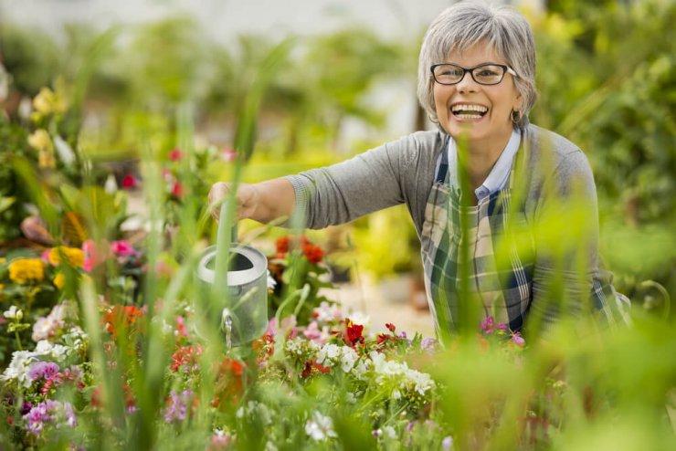 Vrtnarjenje proti depresiji?